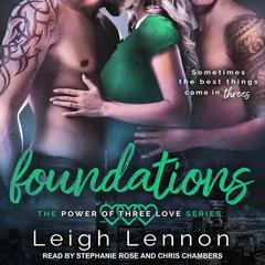 Foundations Audiobook, by Leigh Lennon
