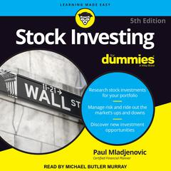 Stock Investing For Dummies: 5th Edition Audiobook, by