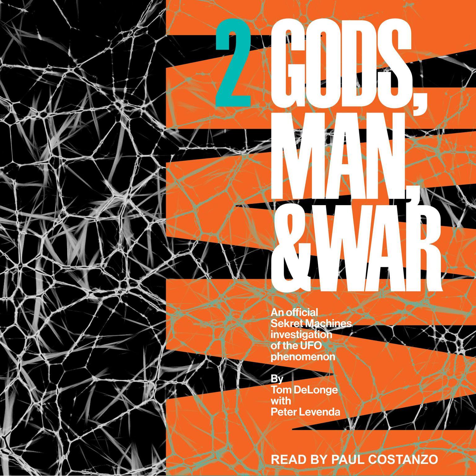 Sekret Machines: Man: Gods, Man & War, Book 2 Audiobook, by Tom DeLonge