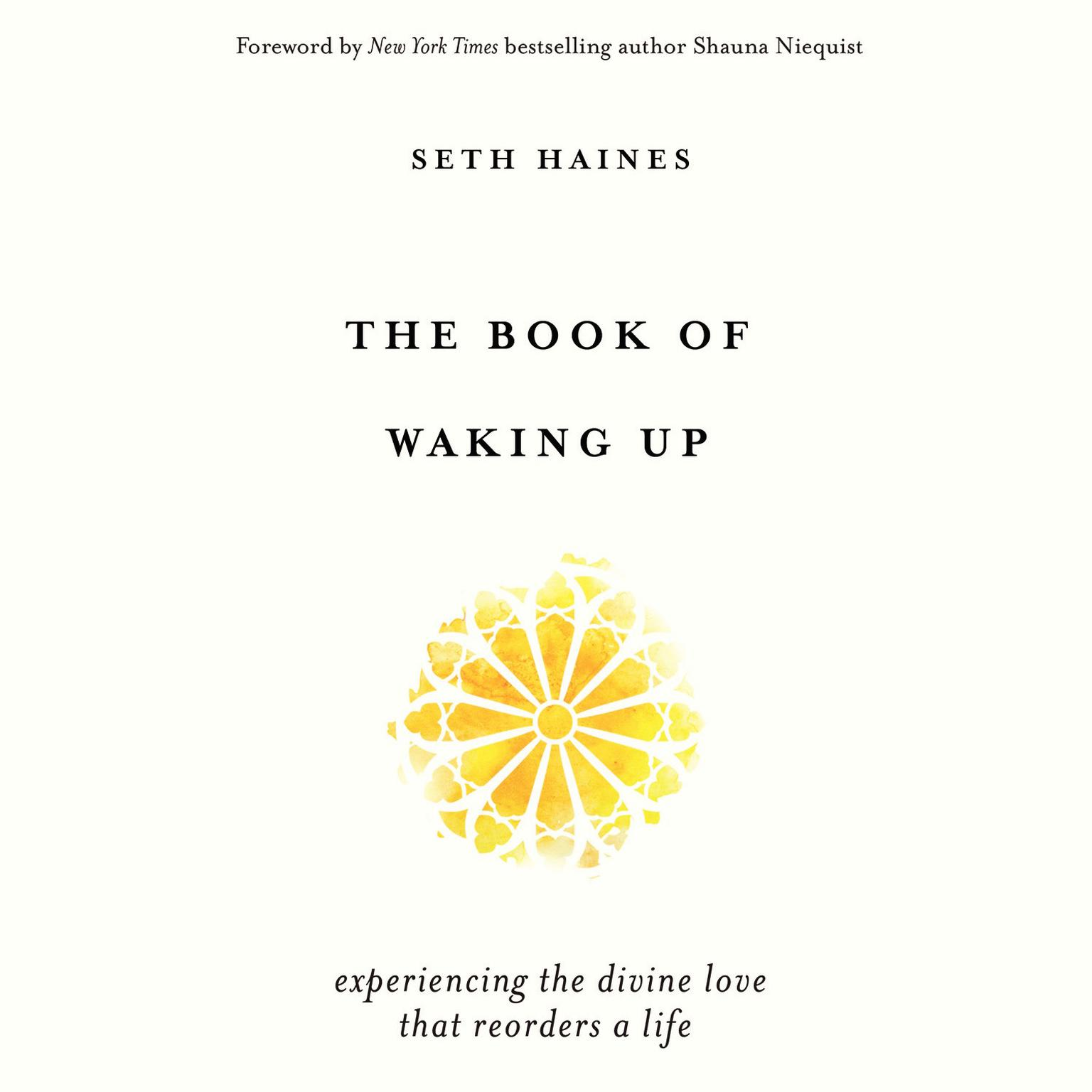 Printable The Book of Waking Up: Experiencing the Divine Love That Reorders a Life Audiobook Cover Art