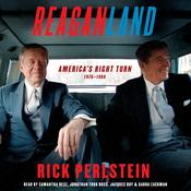 Reaganland: America's Right Turn 1976-1980 Audiobook, by Rick Perlstein