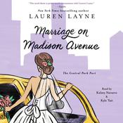 Marriage on Madison Avenue Audiobook, by Lauren Layne