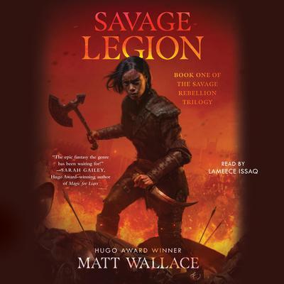 Savage Legion Audiobook, by