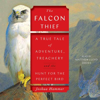 The Falcon Thief: A True Tale of Adventure, Treachery, and the Hunt for the Perfect Bird Audiobook, by Joshua Hammer