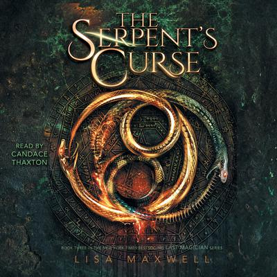 The Serpent's Curse Audiobook, by
