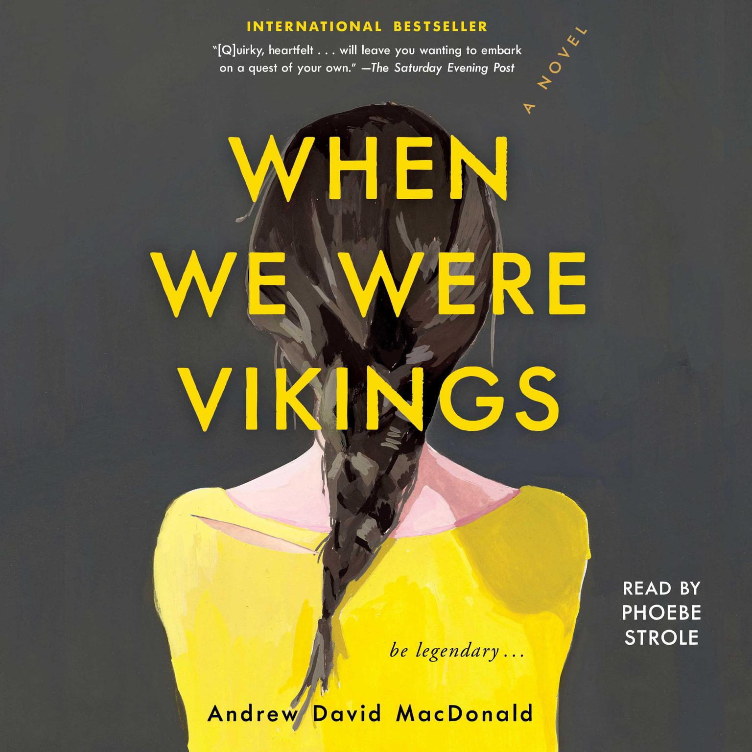 When We Were Vikings Audiobook