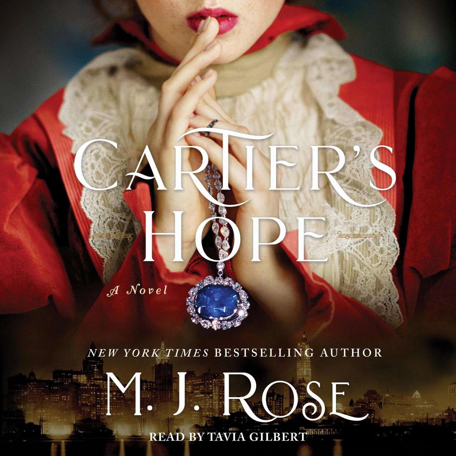 Printable Cartier's Hope: A Novel Audiobook Cover Art