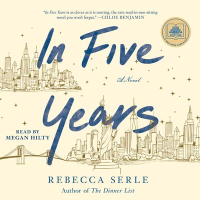 In Five Years: A Novel Audiobook, by