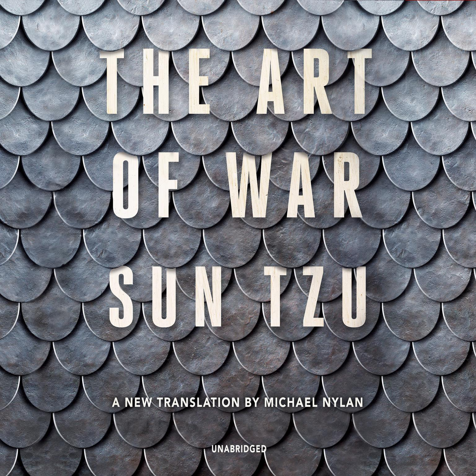 Printable The Art of War: A New Translation by Michael Nylan Audiobook Cover Art