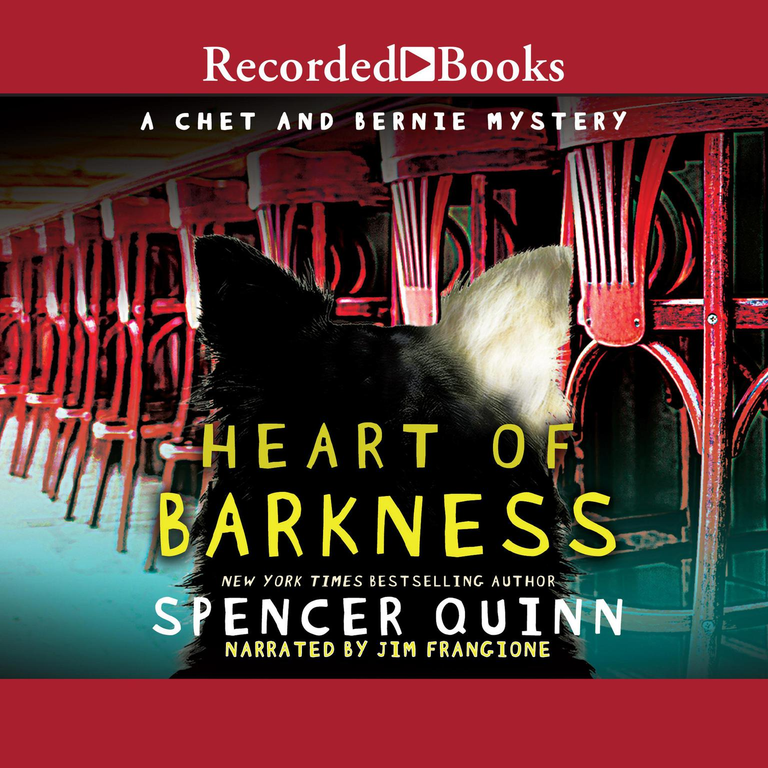 Printable Heart of Barkness Audiobook Cover Art