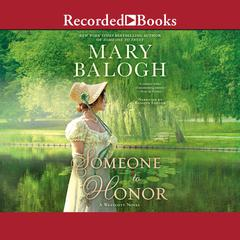 Someone to Honor Audiobook, by Mary Balogh