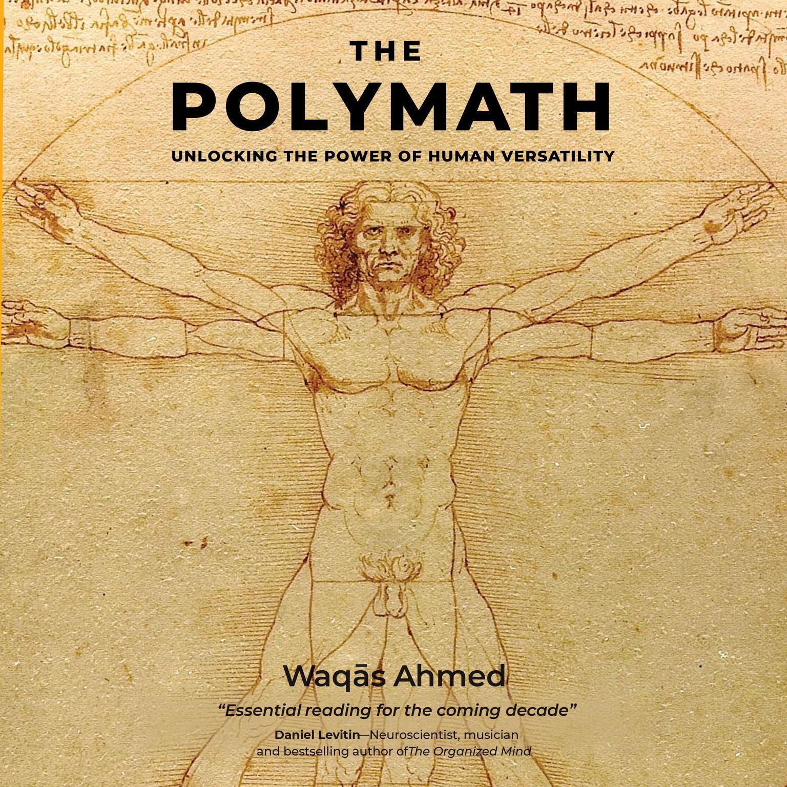 Printable The Polymath: Unlocking the Power of Human Versatility Audiobook Cover Art