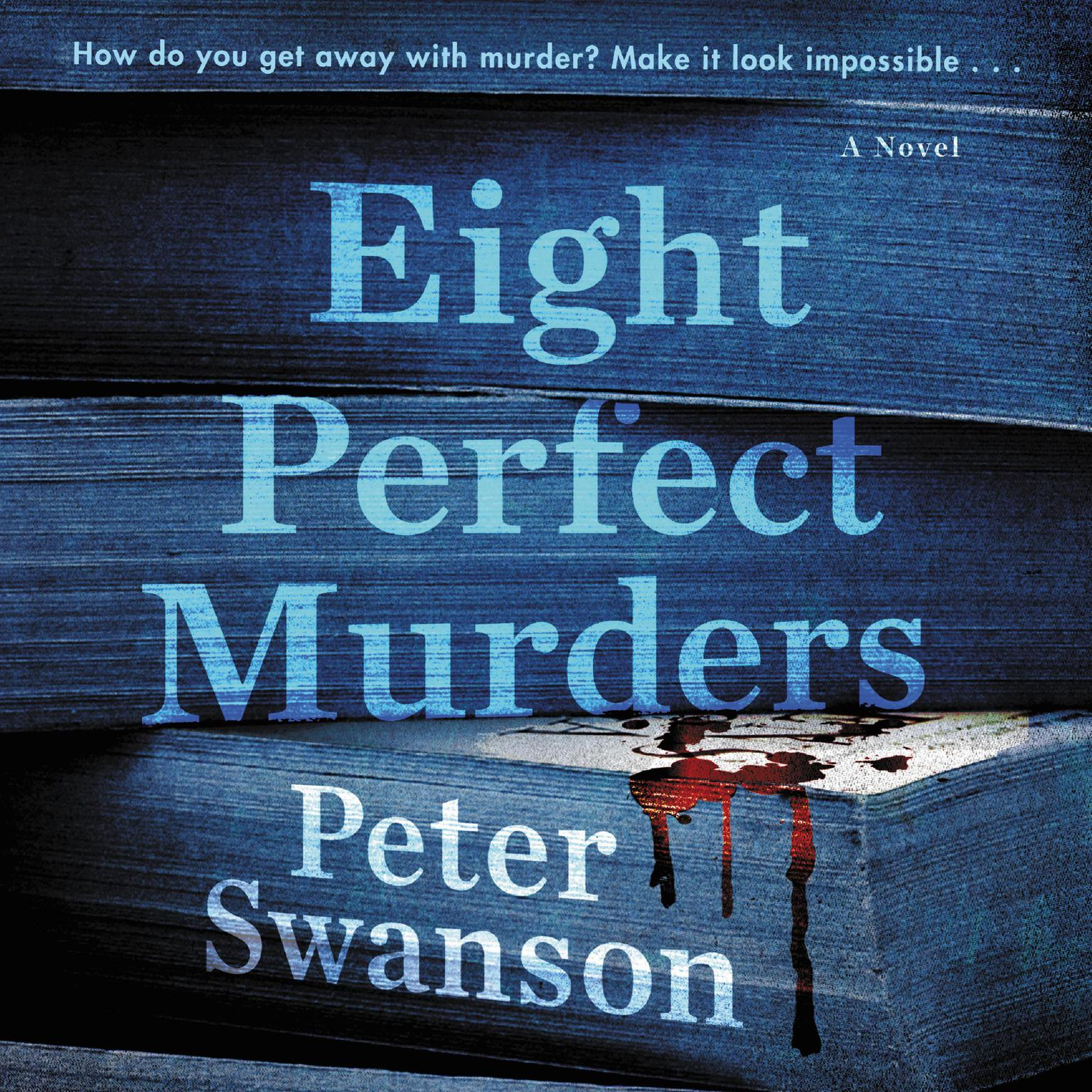 Eight Perfect Murders Audiobook