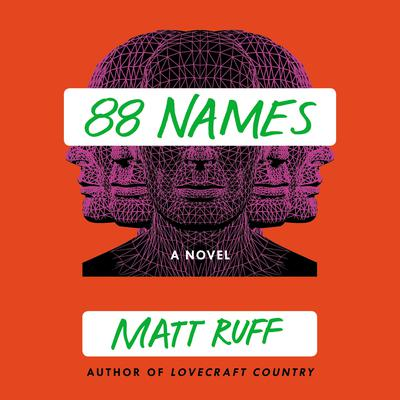 88 Names: A Novel Audiobook, by