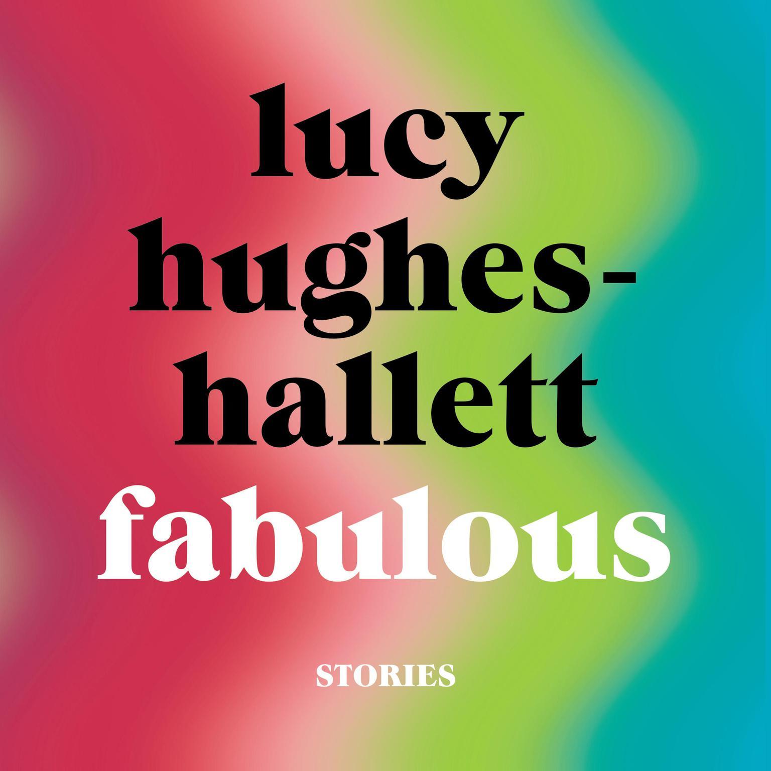 Printable Fabulous: Stories Audiobook Cover Art
