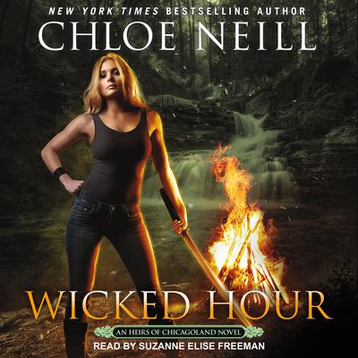 Wicked Hour Audiobook, by