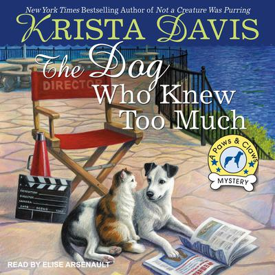 The Dog Who Knew Too Much Audiobook, by