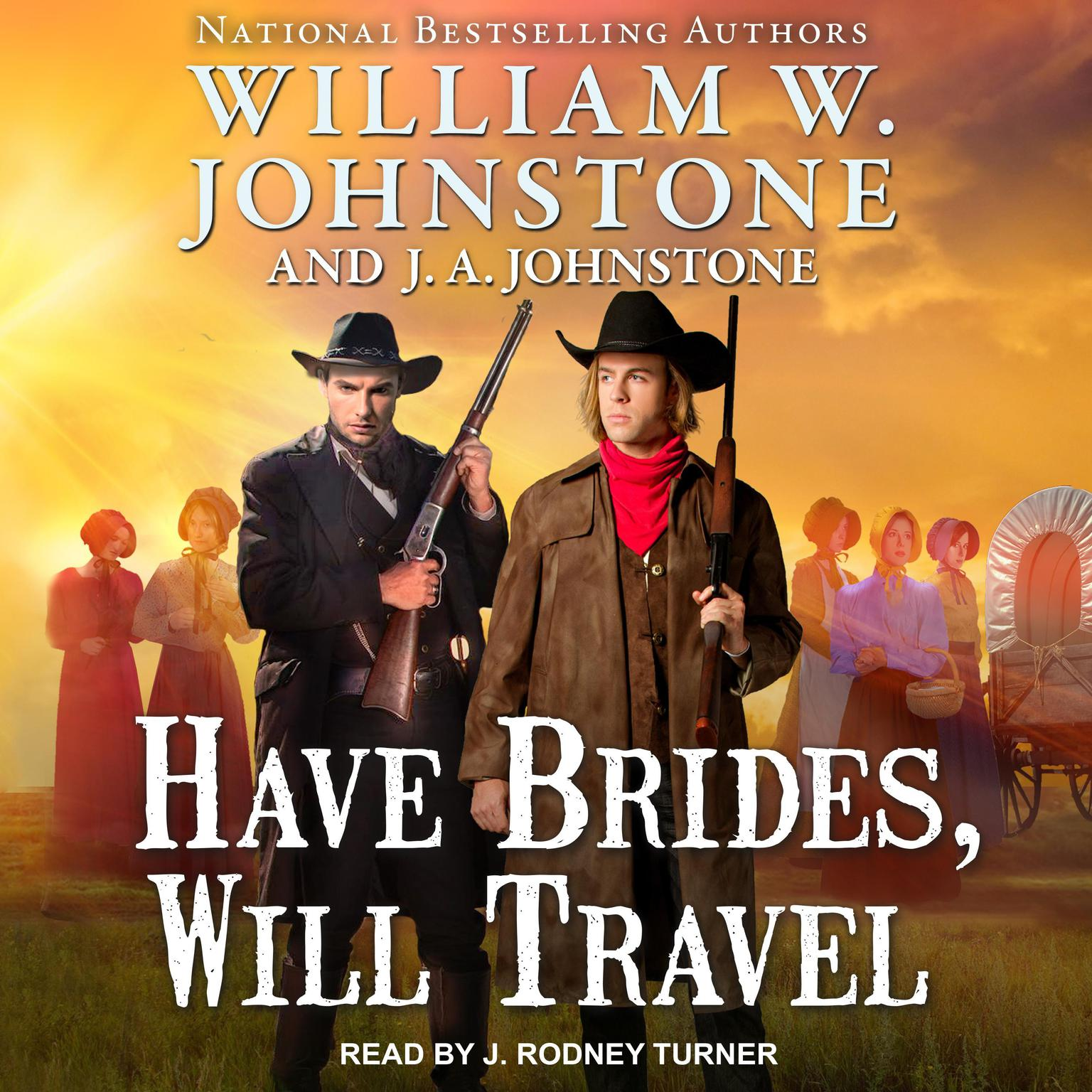Printable Have Brides, Will Travel Audiobook Cover Art