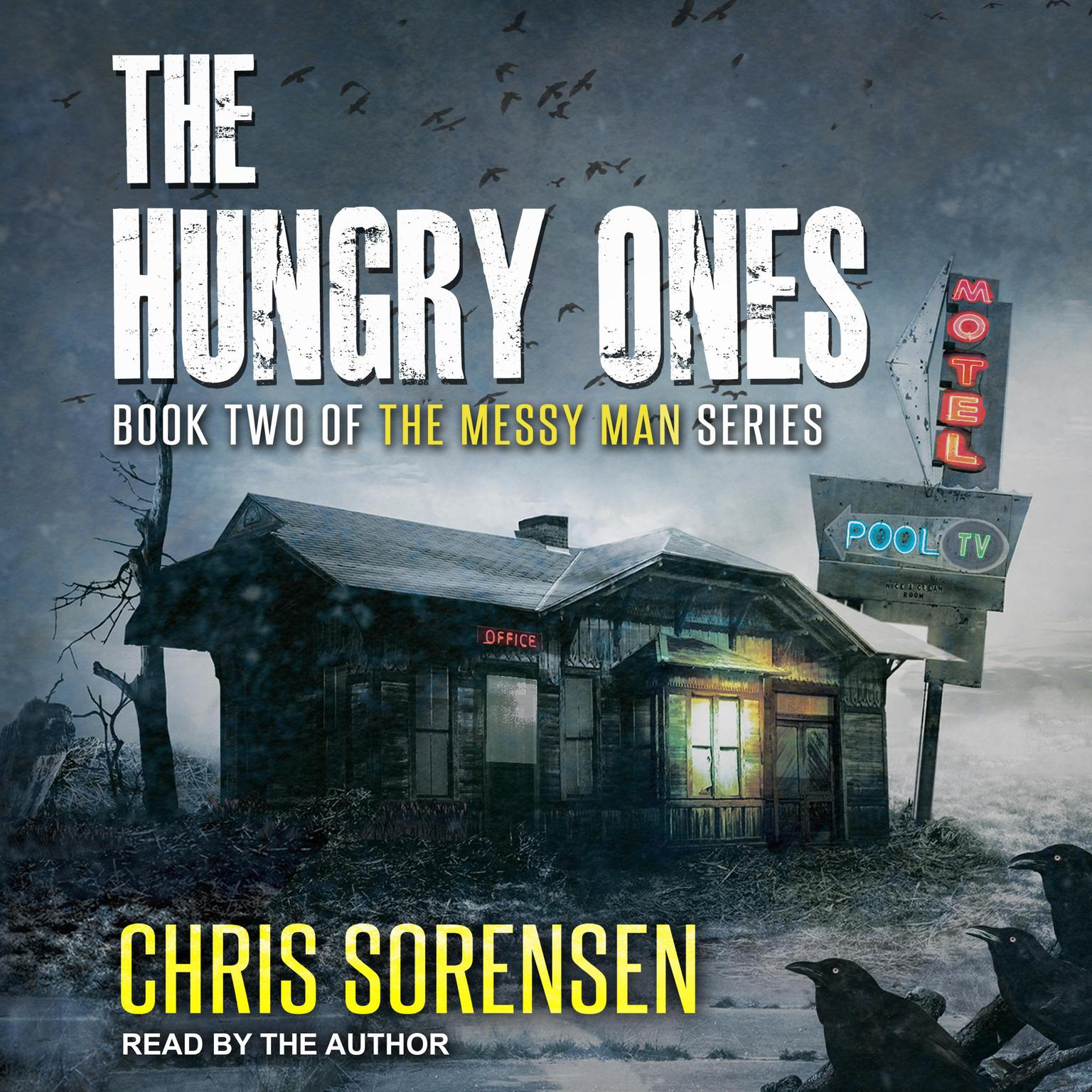 Printable The Hungry Ones Audiobook Cover Art