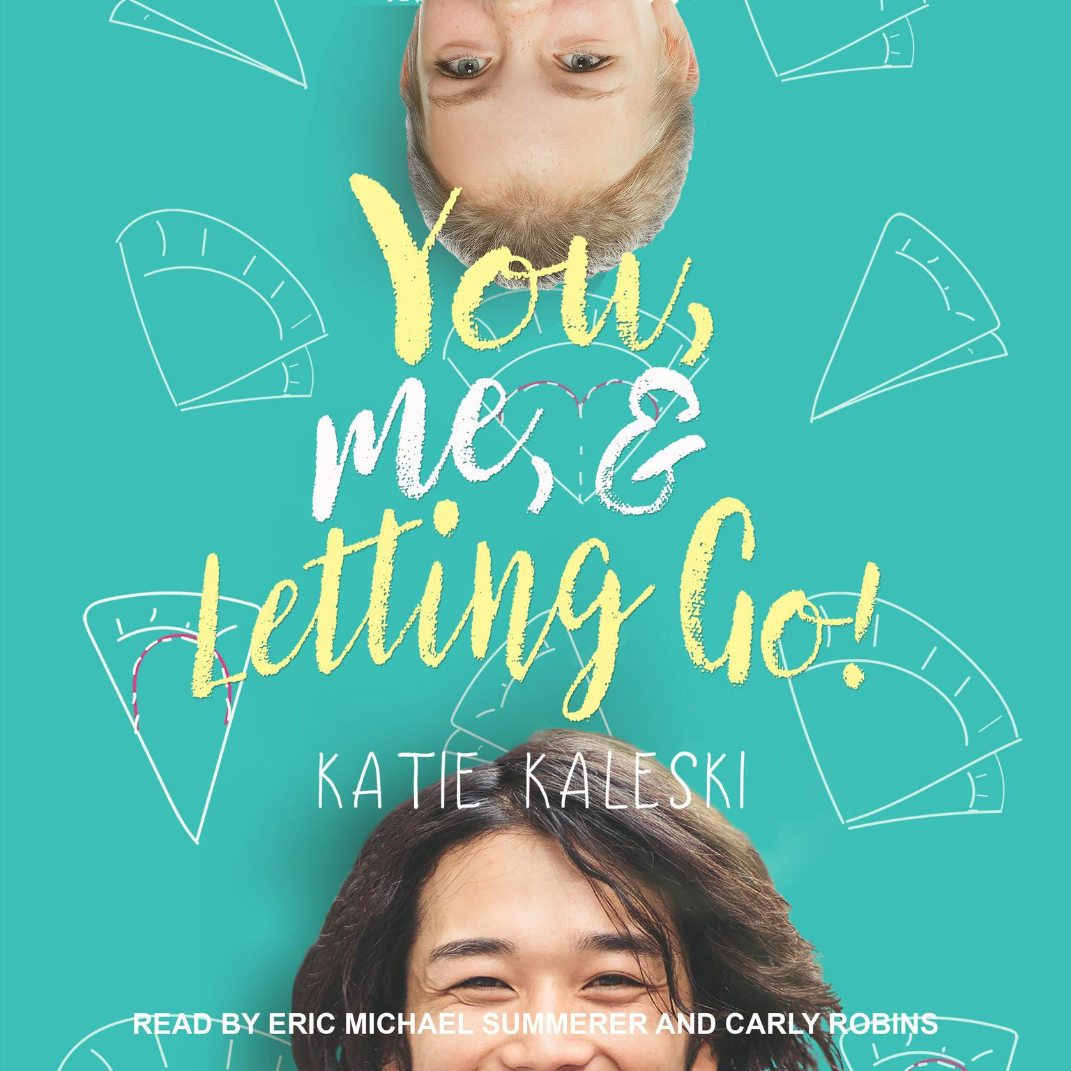 Printable You, Me and Letting Go Audiobook Cover Art