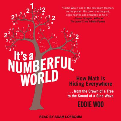 Its a Numberful World: How Math Is Hiding Everywhere Audiobook, by Eddie Woo