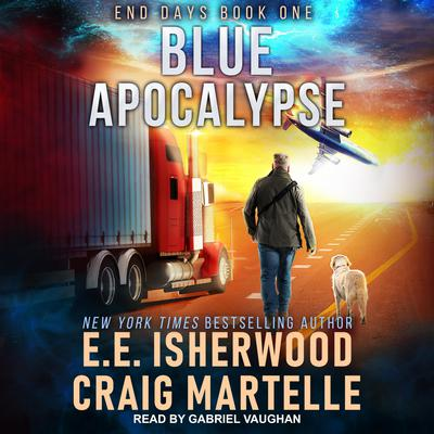 Blue Apocalypse Audiobook, by E.E. Isherwood