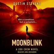 Moonblink Audiobook, by Dustin Stevens