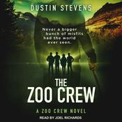 The Zoo Crew Audiobook, by Dustin Stevens
