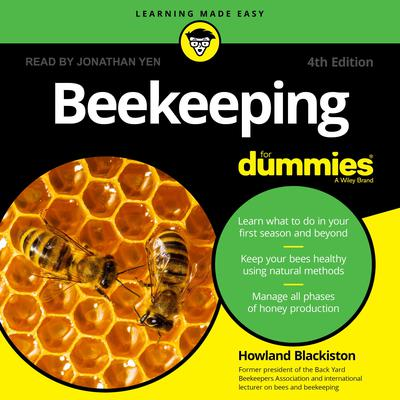 Beekeeping For Dummies: 4th Edition Audiobook, by