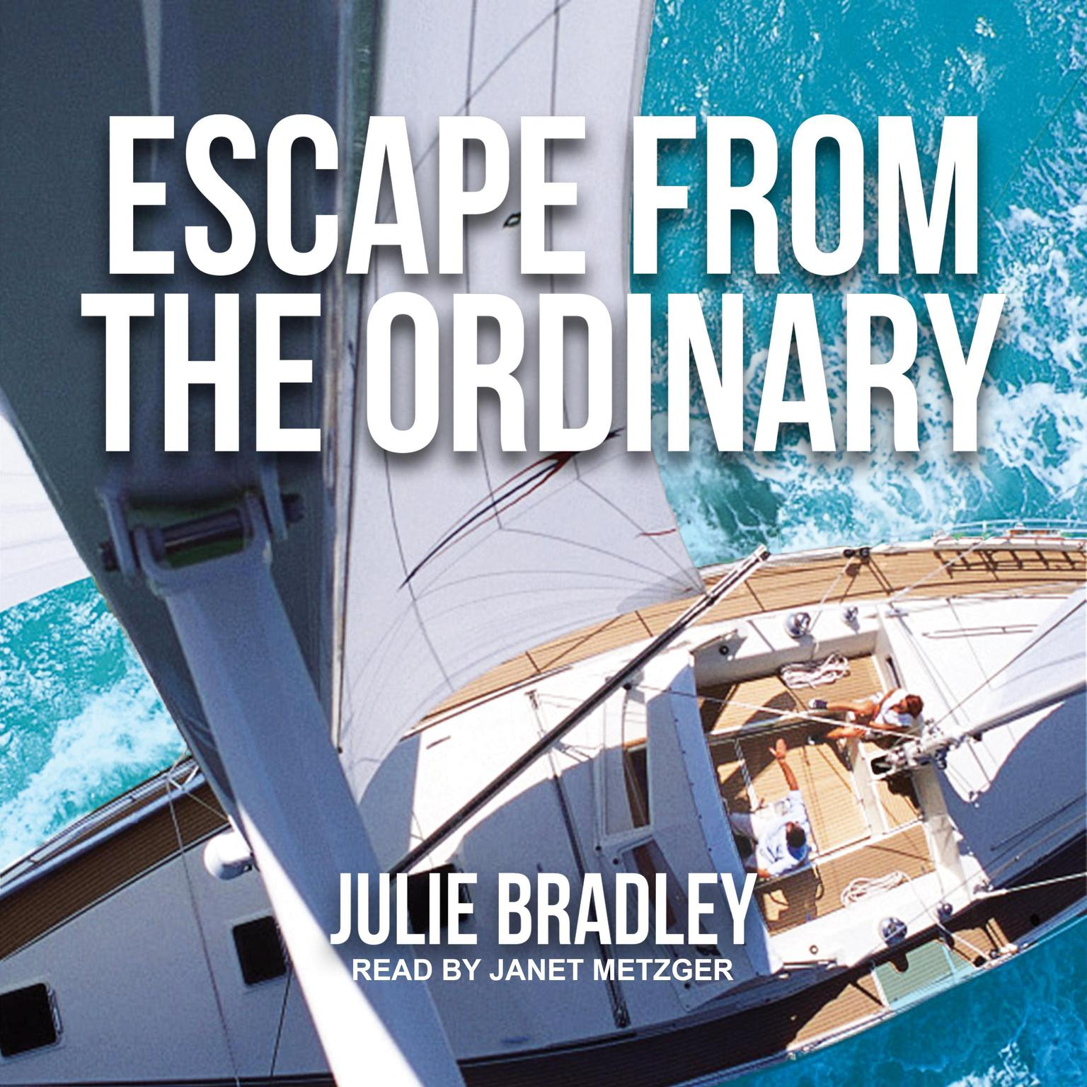 Printable Escape from the Ordinary Audiobook Cover Art
