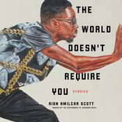 The World Doesn't Require You: Stories Audiobook, by Rion Amilcar Scott