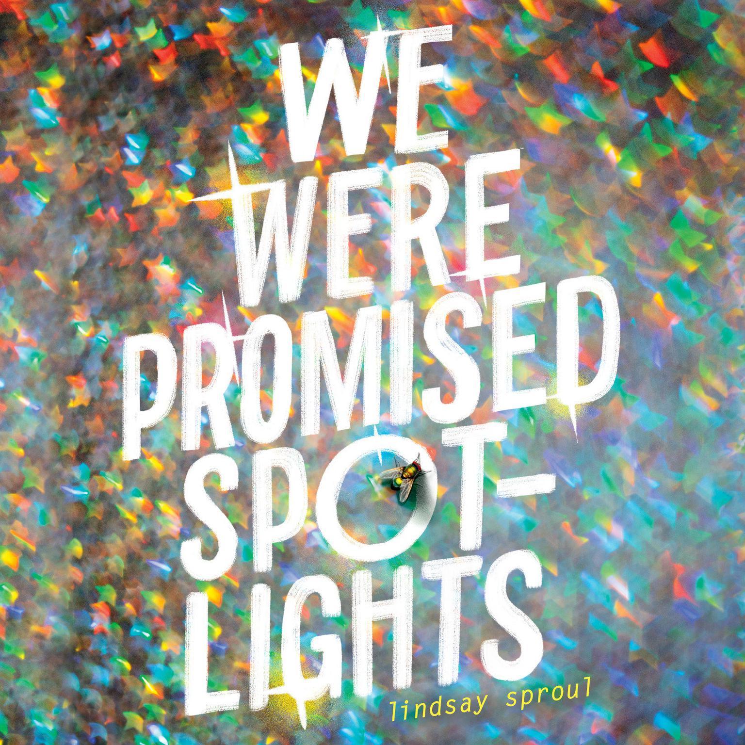 Printable We Were Promised Spotlights Audiobook Cover Art