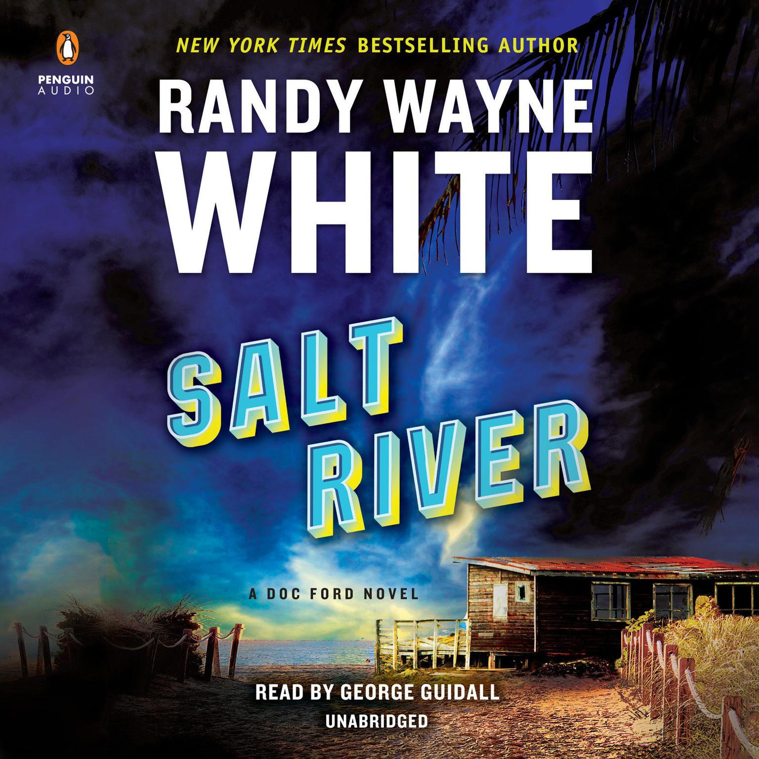 Printable Salt River Audiobook Cover Art
