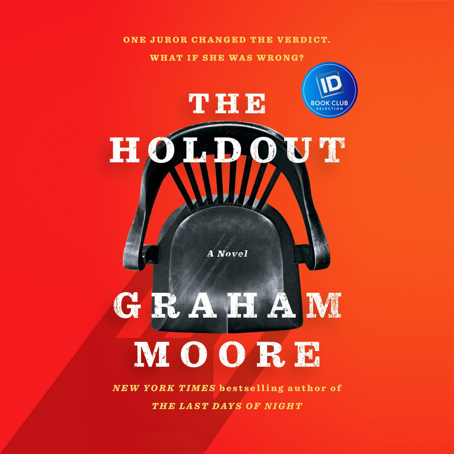 The Holdout - Audiobook