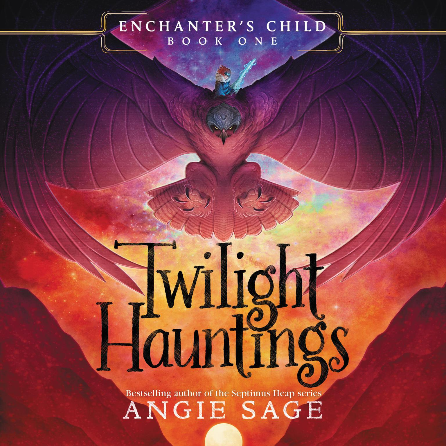 Printable Enchanter's Child, Book One: Twilight Hauntings Audiobook Cover Art