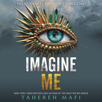 Imagine Me Audiobook, by Author Info Added Soon