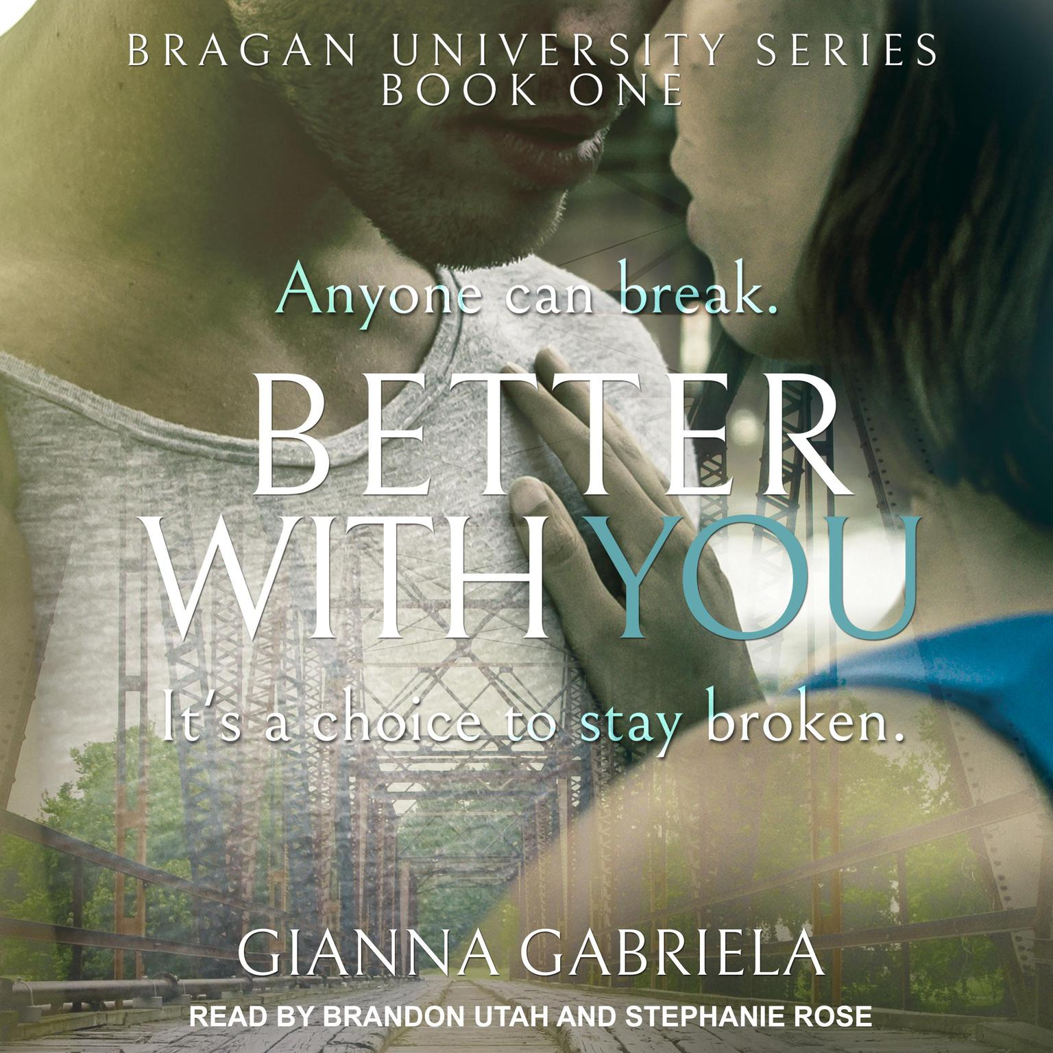 Printable Better With You Audiobook Cover Art