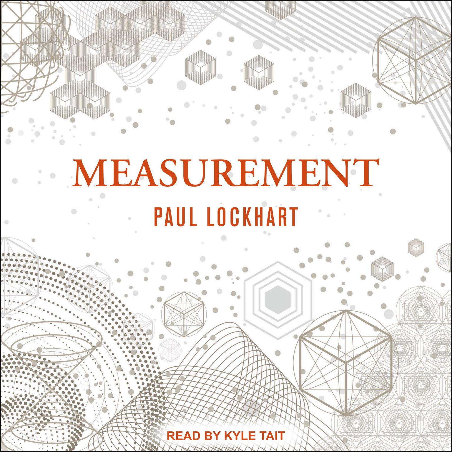 Printable Measurement Audiobook Cover Art