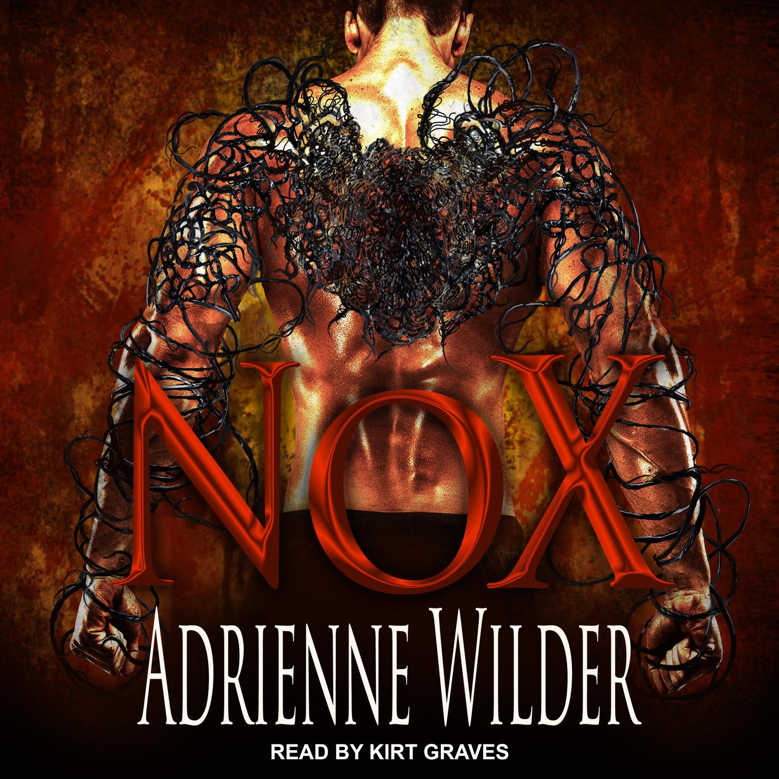 Printable NOX Audiobook Cover Art