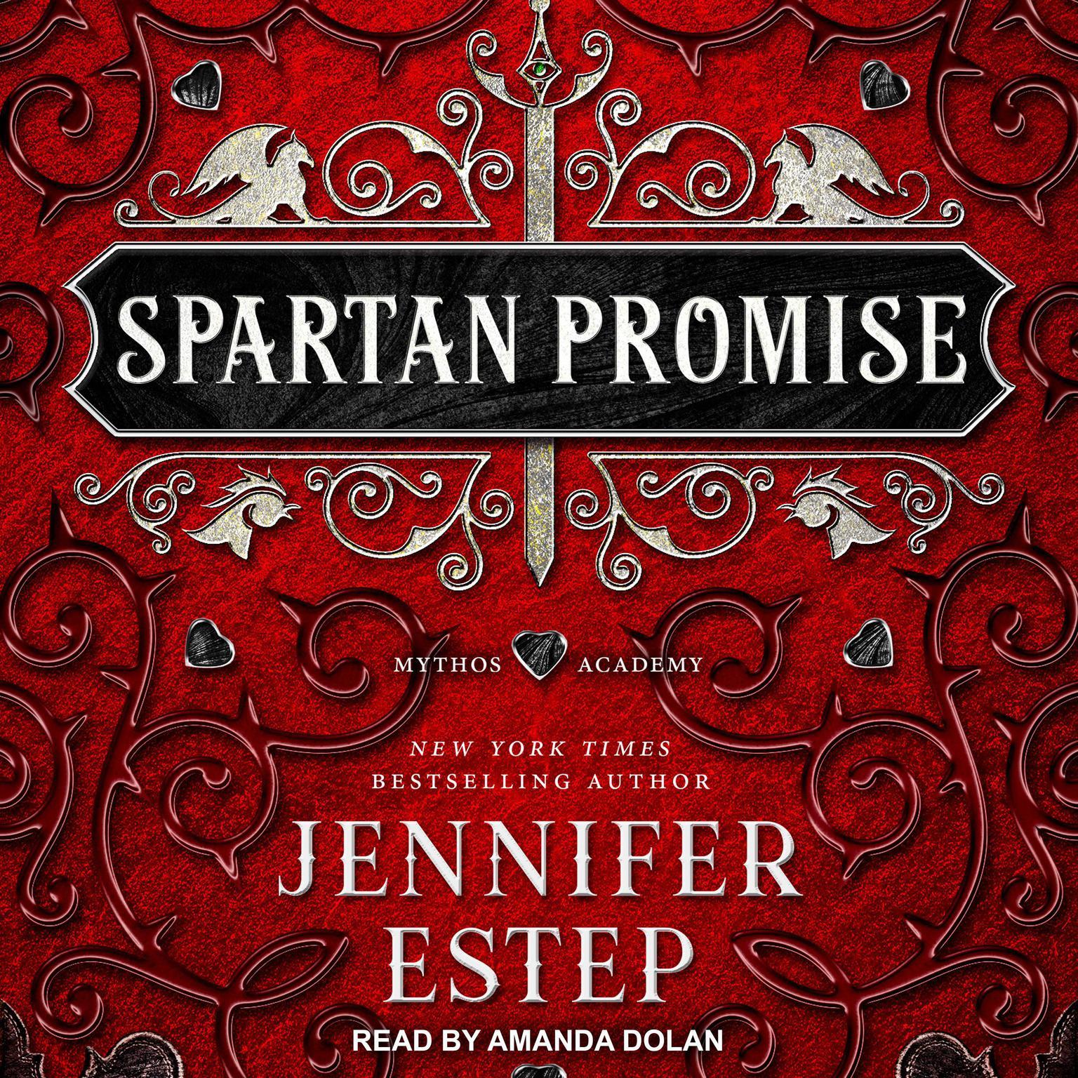Spartan Promise Audiobook, by Jennifer Estep