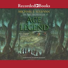 Age of Legend Audiobook, by Michael J. Sullivan