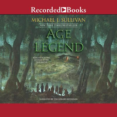 Age of Legend Audiobook, by