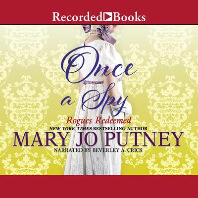 Once a Spy Audiobook, by Mary Jo Putney