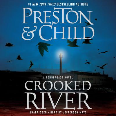 Crooked River Audiobook, by Douglas Preston