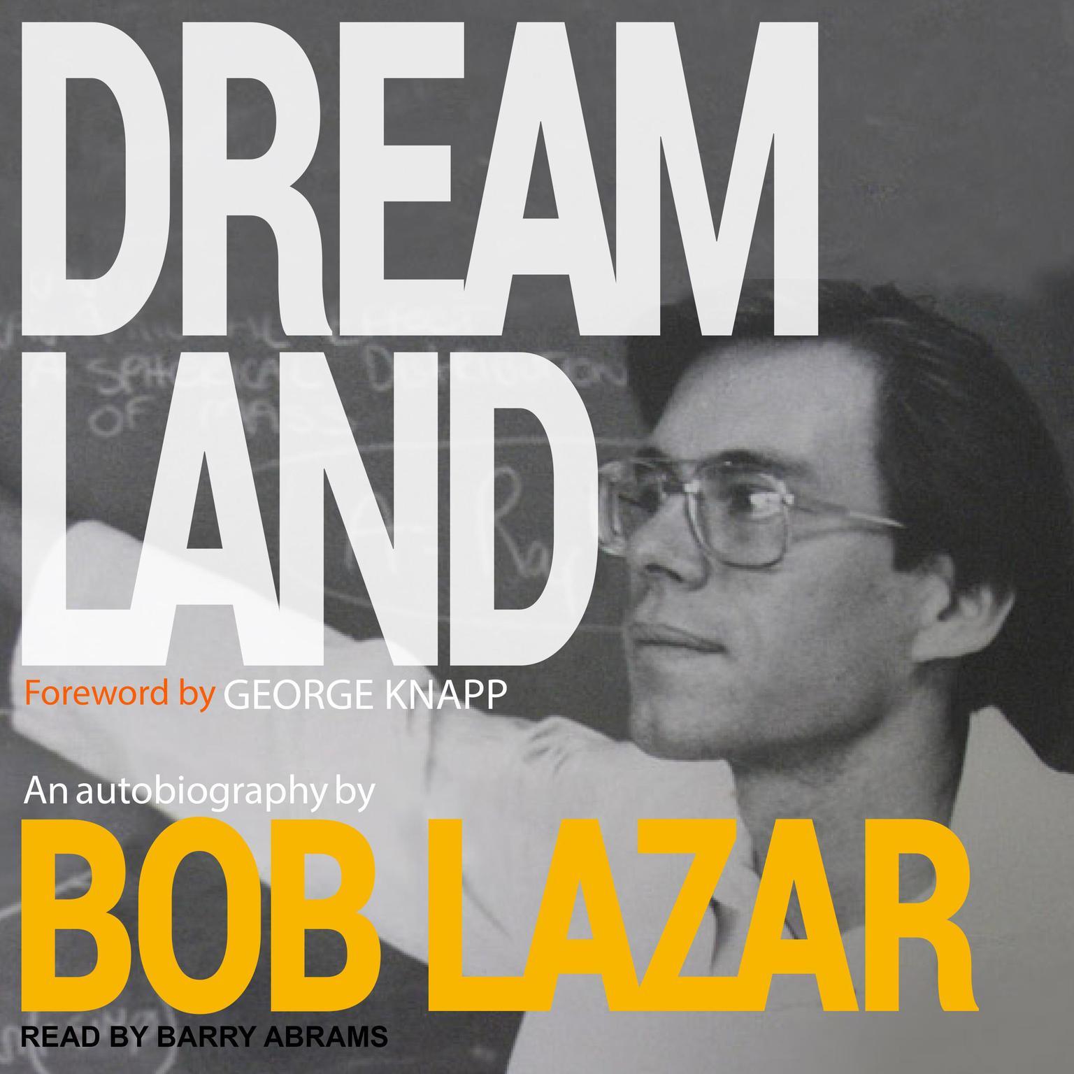 Printable Dreamland: An Autobiography Audiobook Cover Art
