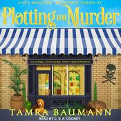 Plotting for Murder Audiobook, by Tamra Baumann