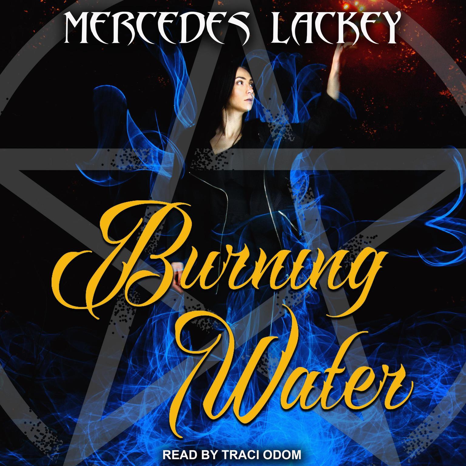 Printable Burning Water Audiobook Cover Art
