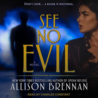 See No Evil Audiobook, by Allison Brennan