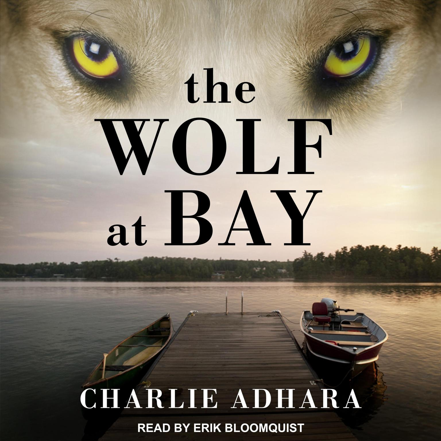 Printable The Wolf at Bay Audiobook Cover Art