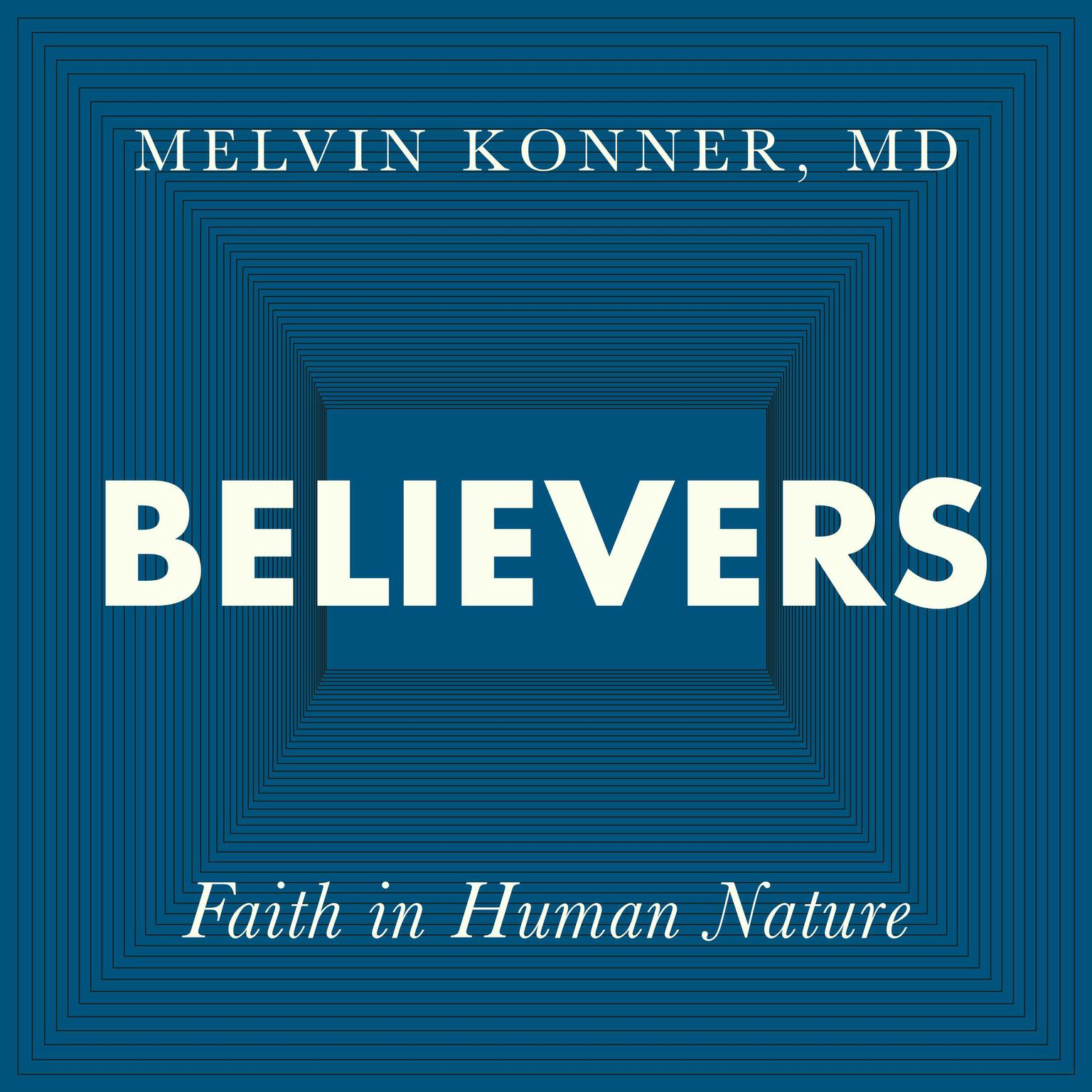 Printable Believers: Faith in Human Nature Audiobook Cover Art